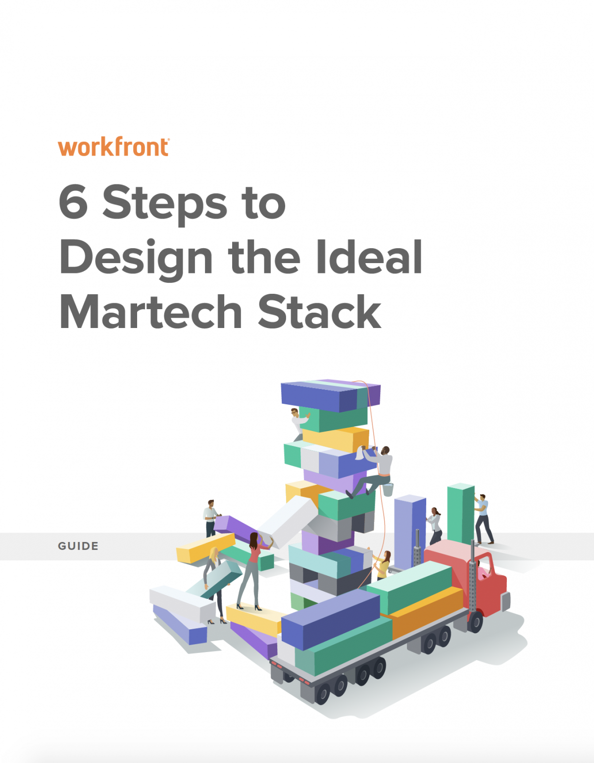 6 Steps to Design the Ideal Martech Stack