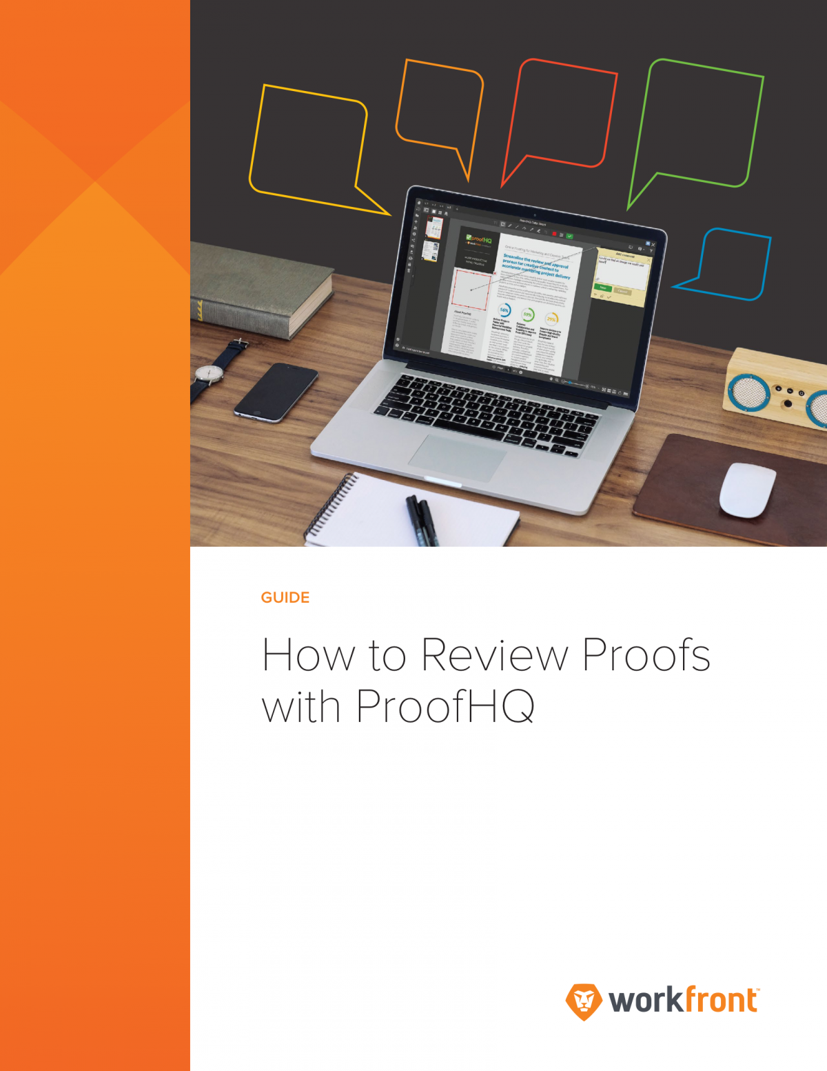 How To Review Proofs With Workfront Proofing