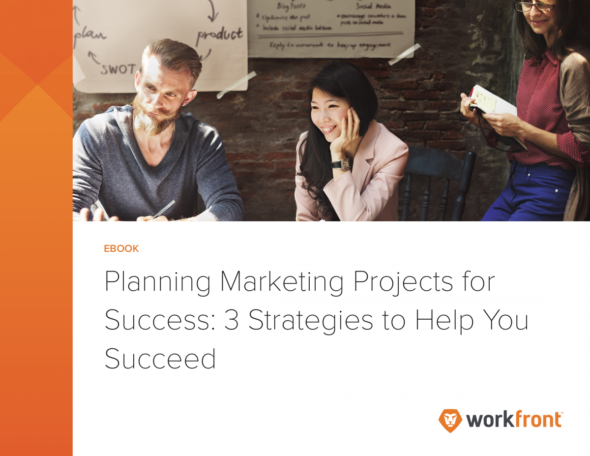 3 Strategies to Plan Successful Marketing Projects