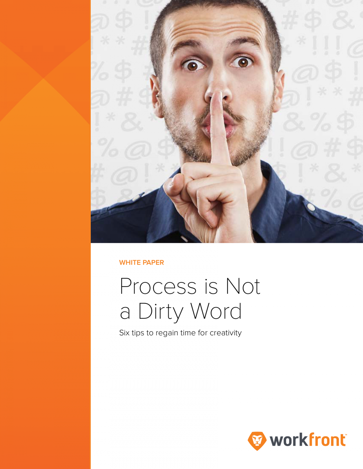 Process is Not a Dirty Word