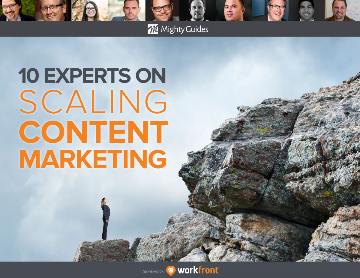 Scaling Content Marketing