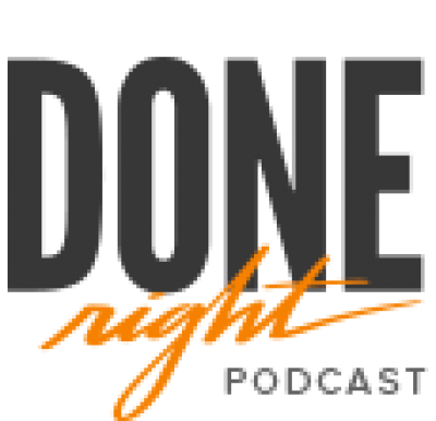 Done Right Podcast Icon