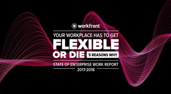 Your Workplace Has to Get Flexible or Die: 5 Reasons Why