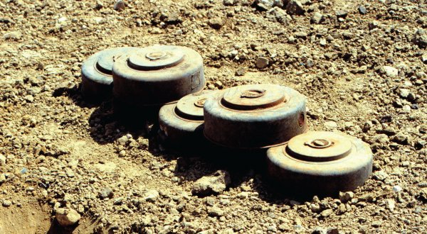 security landmines to avoid