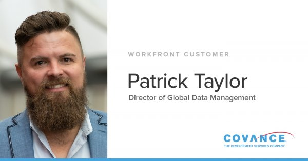 Patrick Taylor's headshot