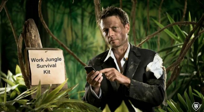 How To Conquer The Jungle Of Enterprise Work