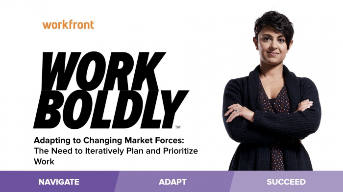 Work Boldly: Adapting to Changing Market Forces
