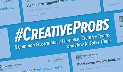 5 Common Frustrations of In-house Creative Teams