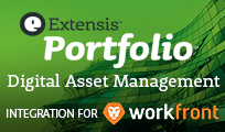 Portfolio integration for Workfront