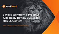 3 Ways ProofHQ Kills Nasty Review Cycles for HTML5 Content
